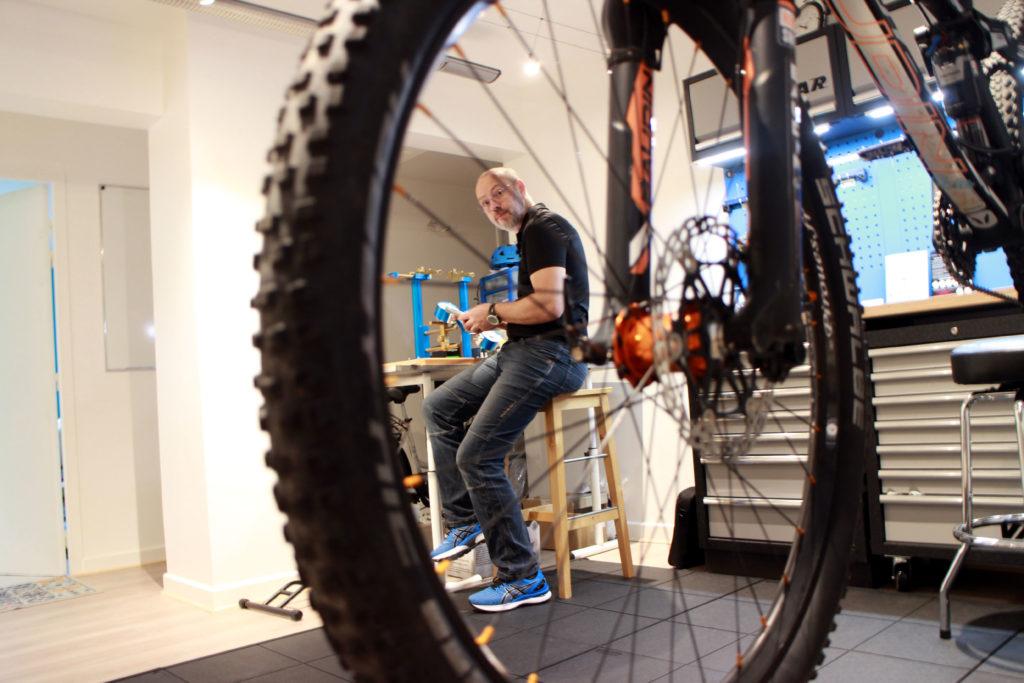 magasin de vélo baudin cycles